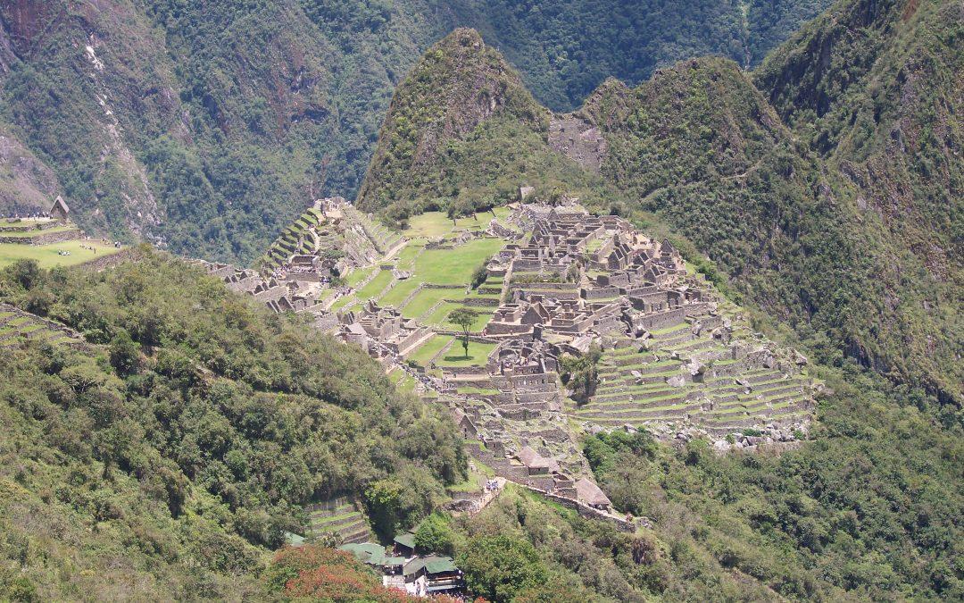 The Peru diary: The train to Machu Picchu