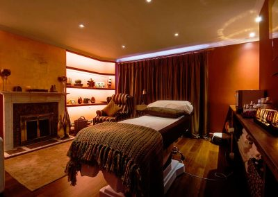 Copper Treatment Room